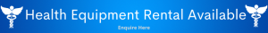 Health Equipment Rental Available